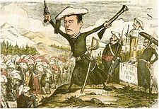 Carlismo_Caricatura_de_1870