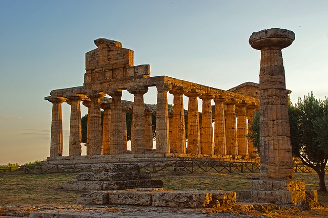 La Arquitectura Griega La Historia Y Otros Cuentos