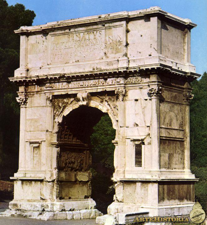 Arquitectura Romana Civil La Historia Y Otros Cuentos