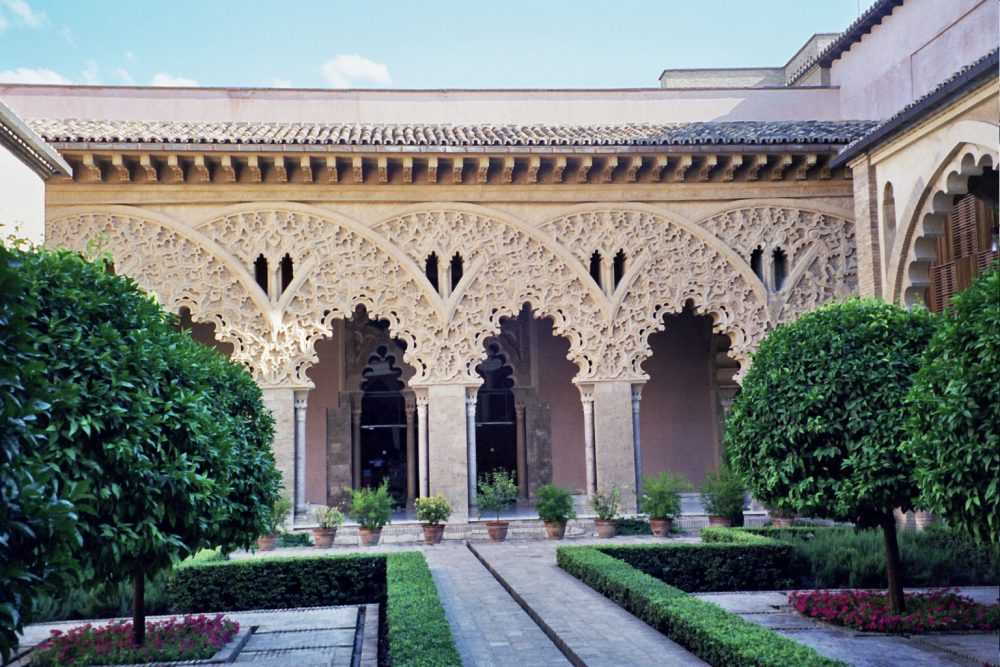 Arquitectura civil musulmana la historia y otros cuentos - Estudio arquitectura zaragoza ...
