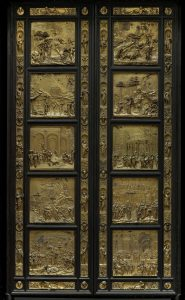 Puertas del Baptisterio de Florencia (Ghiberti)